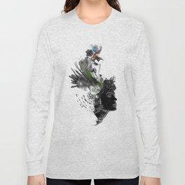 Seeded Long Sleeve T-shirt