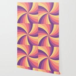 Candy Swirl Wallpaper
