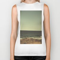 ships Biker Tanks featuring SHIPS ON THE HORIZON by kxoxo