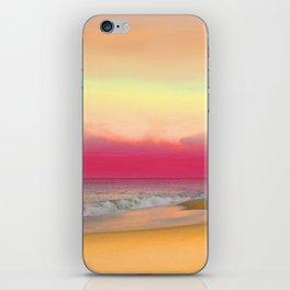Ocean Reflections 6 iPhone Skin