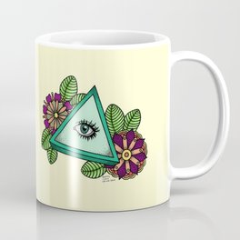 I See You △ Coffee Mug