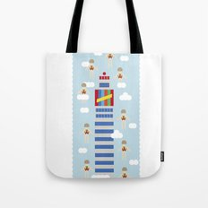 de madrid al cielo Tote Bag