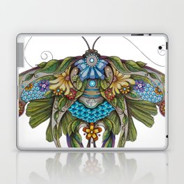 Botanical Butterfly No. 1 Laptop & iPad Skin