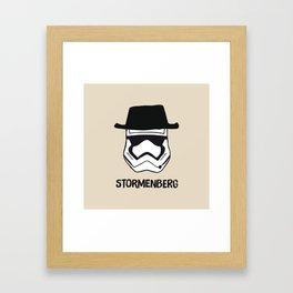 Stormenberg Framed Art Print