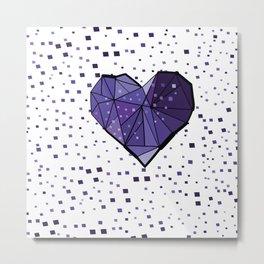 fill my heart Metal Print
