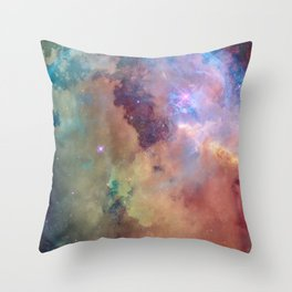 Celestial Sky Throw Pillow