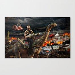 Bronto Bernie 2020 Canvas Print