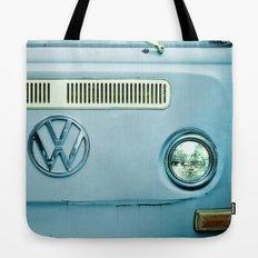 Summer of Love - Ocean Blue Tote Bag