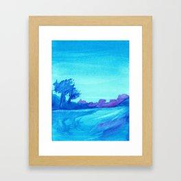 shuro no ki Framed Art Print