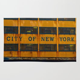 City Of New York Rug