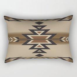 American Native Pattern No. 170 Rectangular Pillow