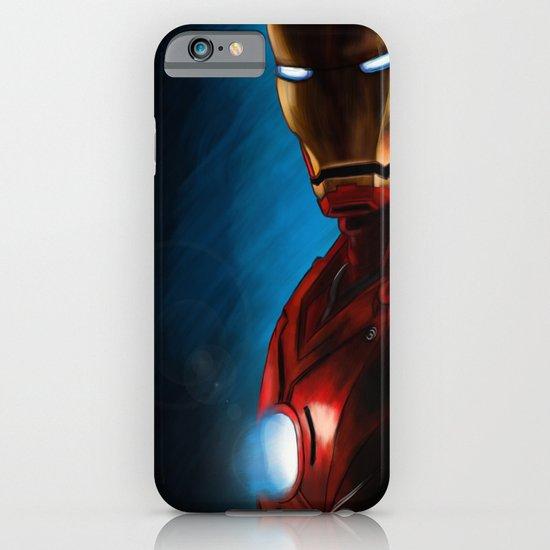 The Iron Man iPhone & iPod Case