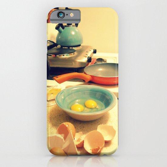 Sunday Morning Breakfast iPhone & iPod Case