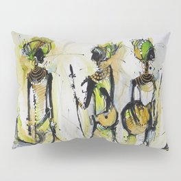 African Pride 4 Pillow Sham