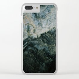 Cave Clear iPhone Case