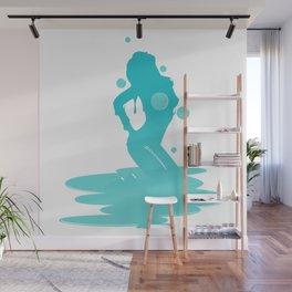 WET Wall Mural