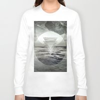 inception Long Sleeve T-shirts featuring Inception Landscape by monicamarcov