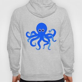 Octopus (Blue) Hoody