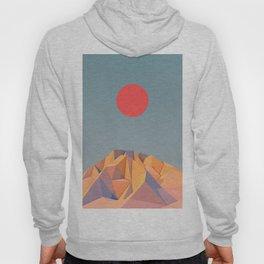 Sun on Mountain Hoody
