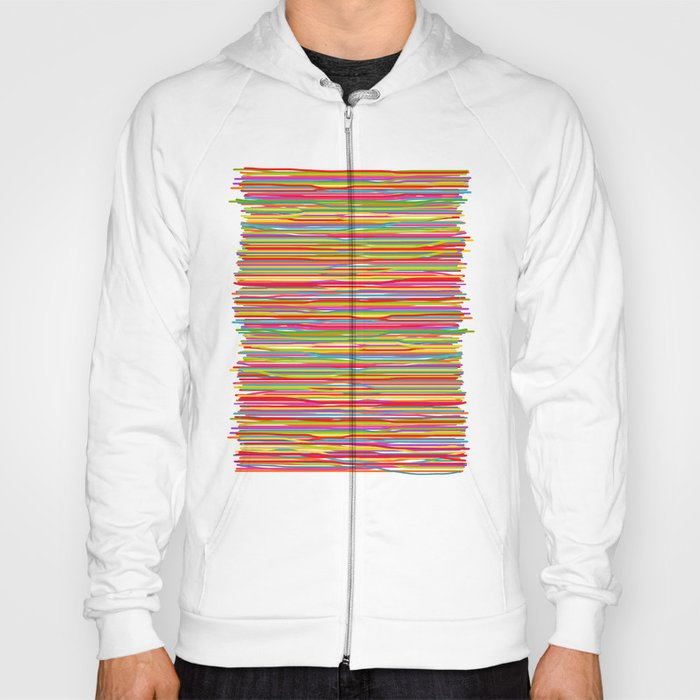 Color paint Hoody