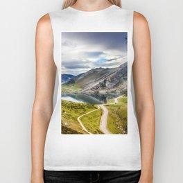 The Lakes of Covadonga, Enol Biker Tank