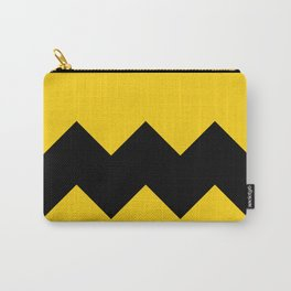 Be Charlie Brown Carry-All Pouch