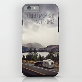 Collect Moments iPhone Case