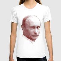 putin T-shirts featuring Putin by MartiniWithATwist