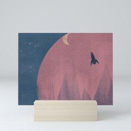 On Voyage Mini Art Print