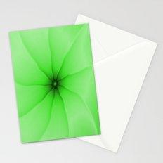 Green Jellyfish Stationery Cards