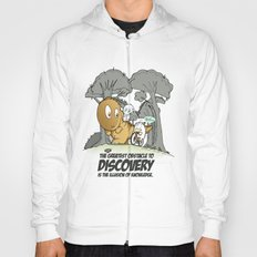 The Greatest Obstacle to Discovery Hoody