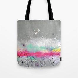 watermirror Tote Bag