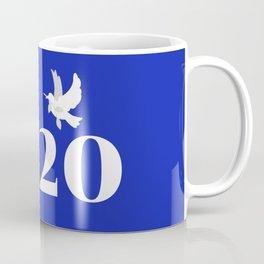 1920 Blue Dove Coffee Mug