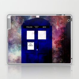 A stain in time and space Laptop & iPad Skin
