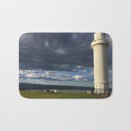 Wollongong Head Lighthouse, NSW, Australia Bath Mat
