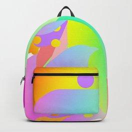 On The Go DESIGN PATTERN Backpack