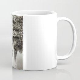 Ginter Pond (Sepia) Coffee Mug