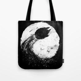 Midnight Awakening Tote Bag