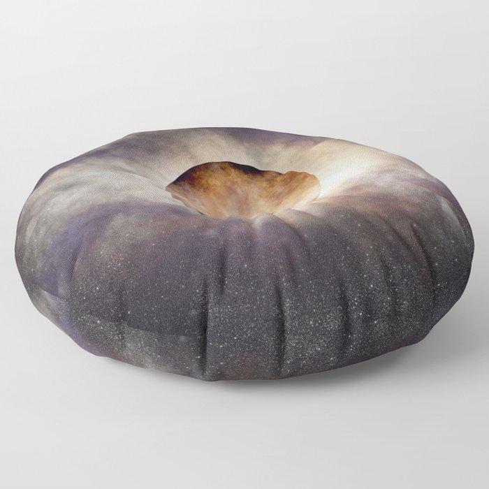 Supernova Floor Pillow
