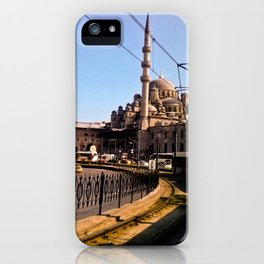 The last mosque. iPhone Case