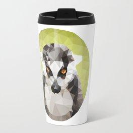 ♥ LEMUR ♥ Travel Mug