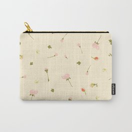 Chinoiserie Buds Carry-All Pouch
