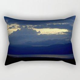 Blues. Rectangular Pillow