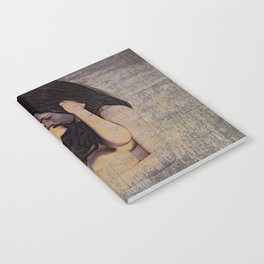 Women Kissing Notebook