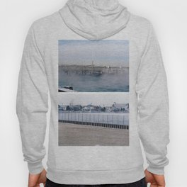 winter on the water. Hoody