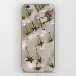 Floral fall iPhone Skin