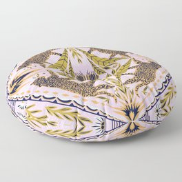 Roar Pattern  Floor Pillow