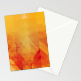 Elements - Fire Stationery Cards