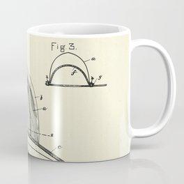 Fireman's Hat-1889 Coffee Mug