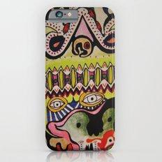 crocodile eyes Slim Case iPhone 6s
